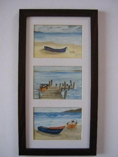 Little Boats Trilogy