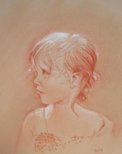 Aged 4