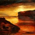 Xlendi Sunset