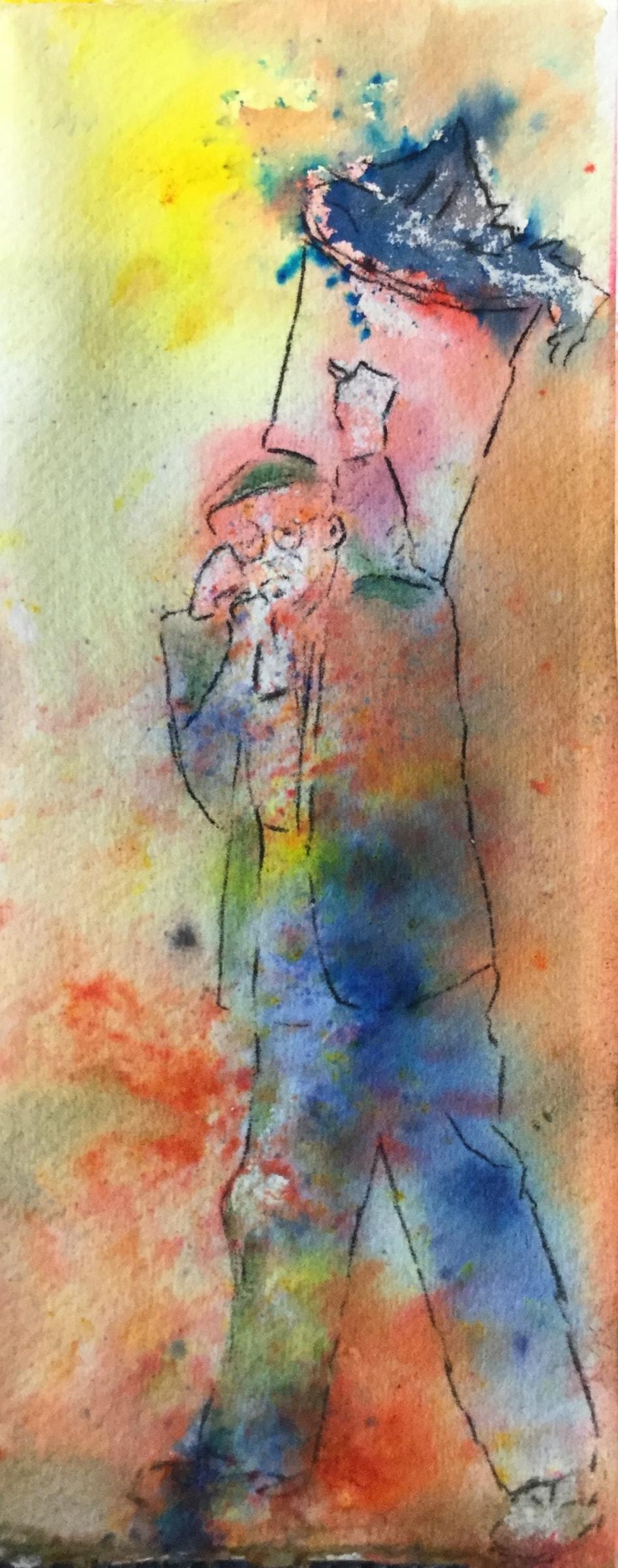 1950s Dustbin Man