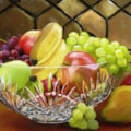 Crystal Bowl, Fruit