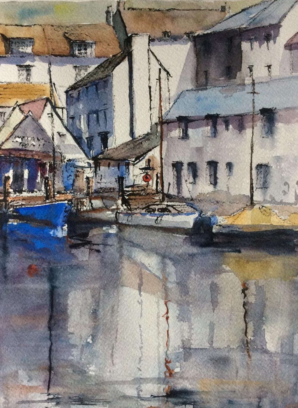 A Quiet Harbour