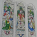 Window at Wisbech St Mary church