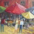 Saturday market, Algarve