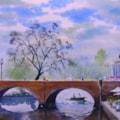 Tramway Bridge Stratford - on - Avon.