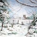 St Martins in winter