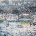Montpellier snowy walk SOLD