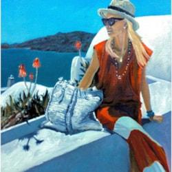 Caldera view. Anna Santorini#3
