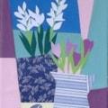 Hyacinths and Crocus
