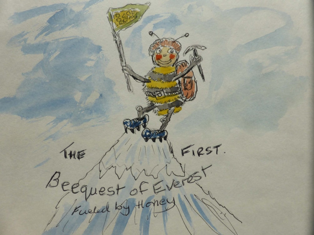 Beequest of Everest