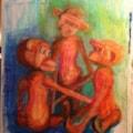3 monkeys