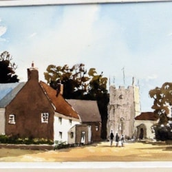 English townscape