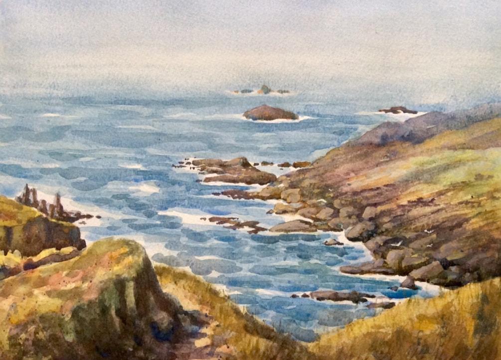 Hartland  Cornwall