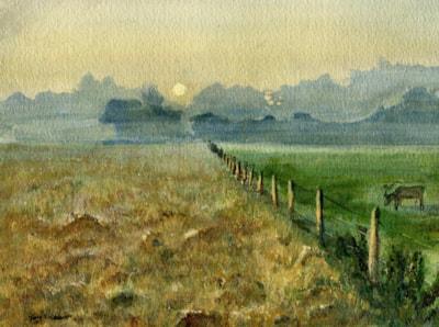 Norfolk Morning.