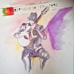 Portuguese Guitar player