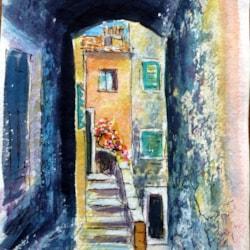 Italian Steps at Tellaro