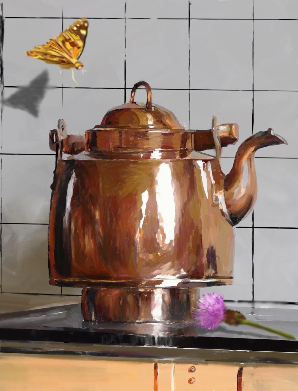 Copper Kettle (RePost)