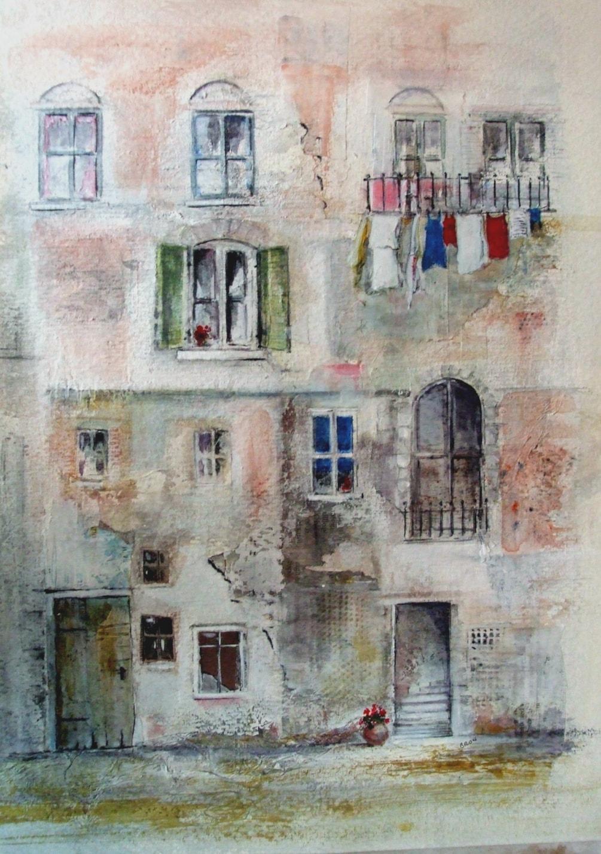 Courtyard Windows