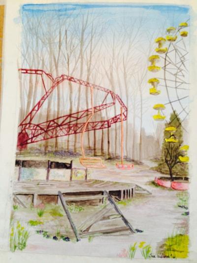 Chernobyl 2014