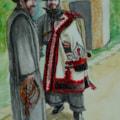 Hungarian Gauchos and Yurt.