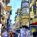 Rue Champeaux