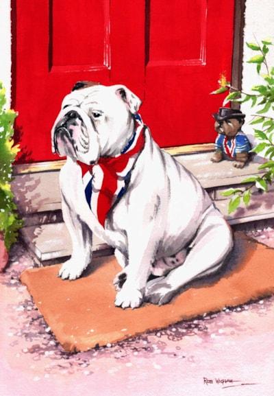 Boris the Bulldog