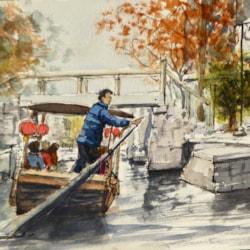 Canal Zhujiajiao - China