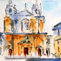 St Paul's Cathedral Mdina
