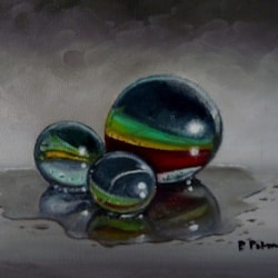 Marbles reflections