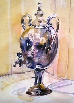 Sylvia's Urn