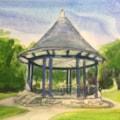 Brough Park bandstand