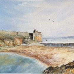 Fenella Beach Isle of Man