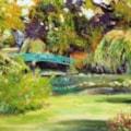 Monet Bridge at Highnam Court