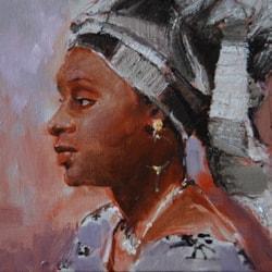 afro headgear 1