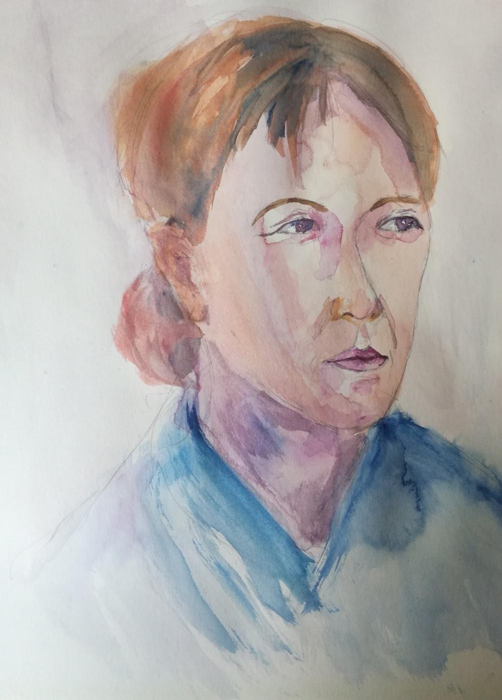Watercolourist Keiko Tanabe