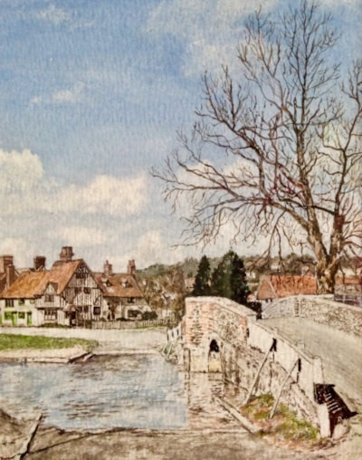 Eynsford, Kent