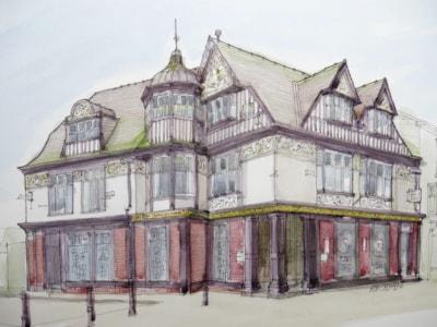 Dixon Rigby Keogh - Retrobar building