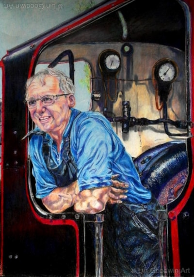 Driver Of The Engine