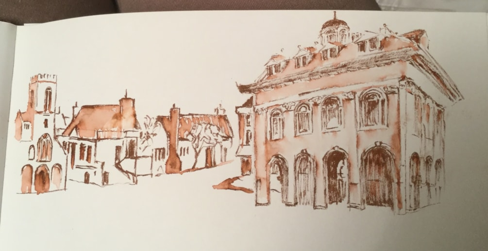 Abingdon Market Place