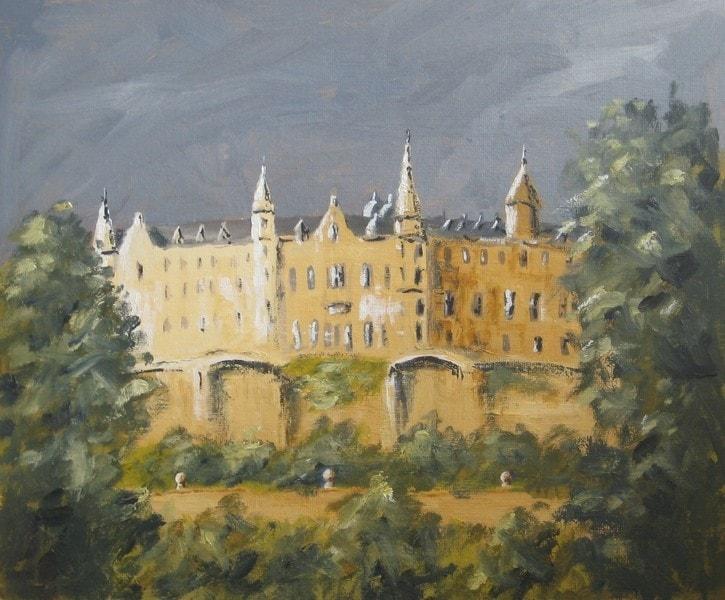 'Dunrobin Castle'