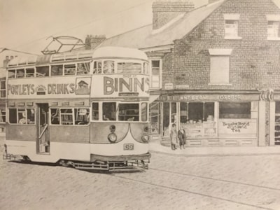 Tram 55