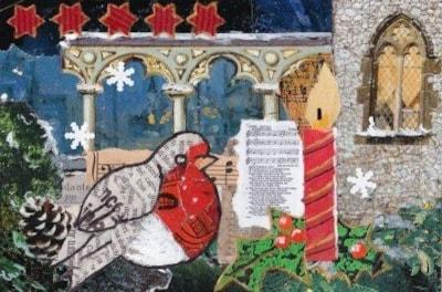 Christmas Card No 1