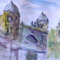 Opera House (15 min. sketch)