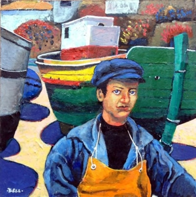The Young Fisherman