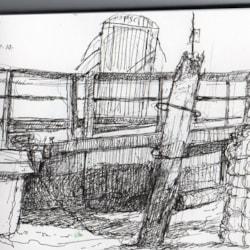 pontonn and jetty