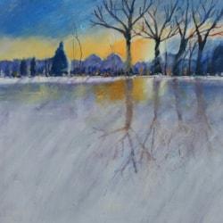 'Evening Golden Light'