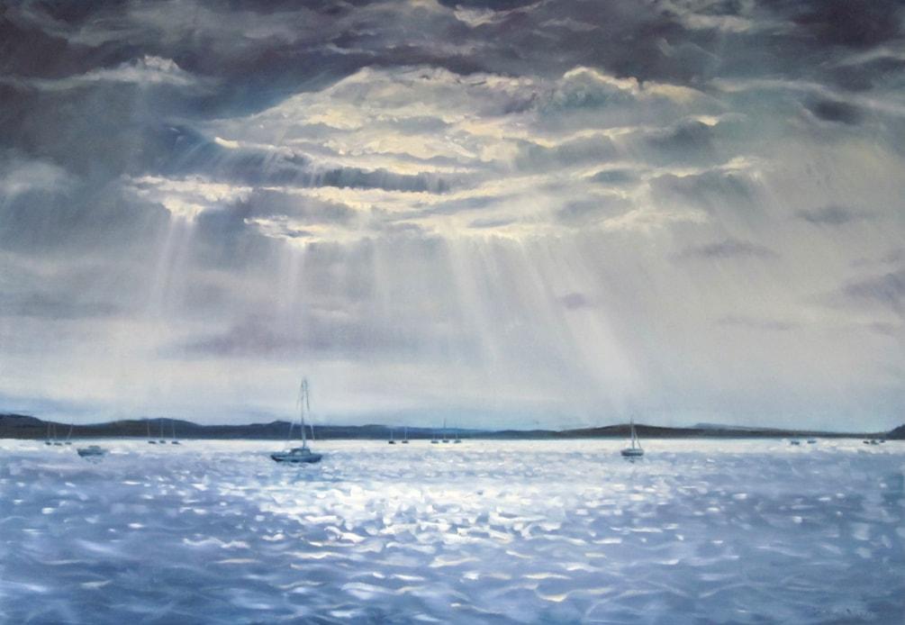 Sunbeams Over Poole