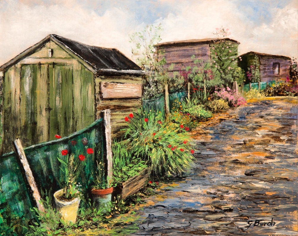 On the Allotment