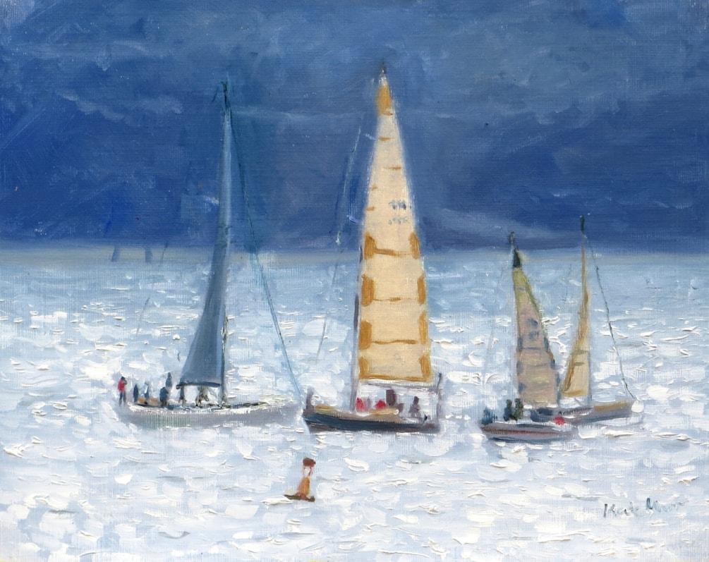 Boats at Poole