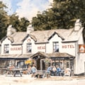 The Queen's Head, Troutbeck